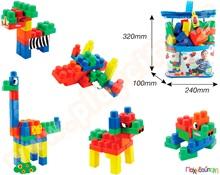 6b79c6ce2a4 Πλαστικά Παιχνίδια Κατασκευών με Τουβλάκια < Αγωγή Δεξιοτήτων ...