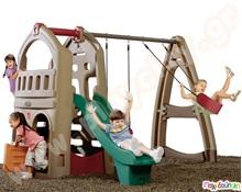 cced17d9d941 Κέντρο Παιδικής Χαράς με Σπιτάκι Step2 Συστήματα Παιδικής Χαράς