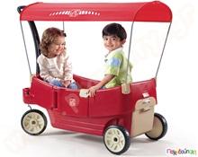 930188b12492 Άμαξα με τέντα Step2 Πλαστικά Παιδικά Αυτοκίνητα