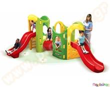 5a1125e00423 Πλαστικό Σύστημα Παιδικής Χαράς Ρυθμιζόμενο 8 σε 1 Little Tikes Παιχνίδια  Εξωτερικού Χώρου και Μίμησης Little