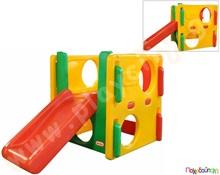 6d8b6192f937 Πλαστική τσουλήθρα-αναρριχητής Γυμναστήριο δραστηριοτήτων Natural Little  Tikes Παιχνίδια Εξωτερικού Χώρου και Μίμησης Little Tikes