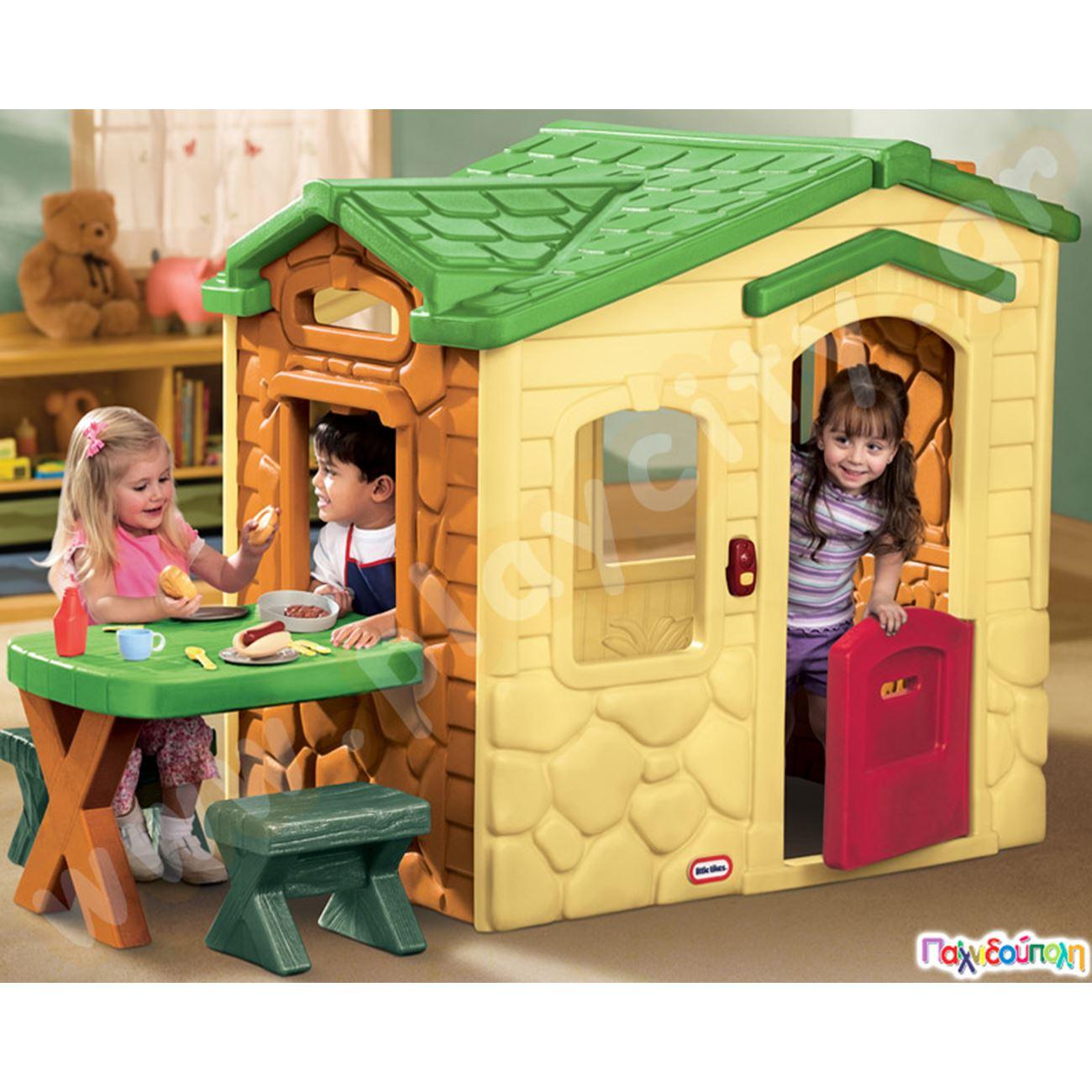 2ad04c8d8f7a Παιχνίδια Εξωτερικού Χώρου και Μίμησης Little Tikes Πλαστικό παιδικό ...