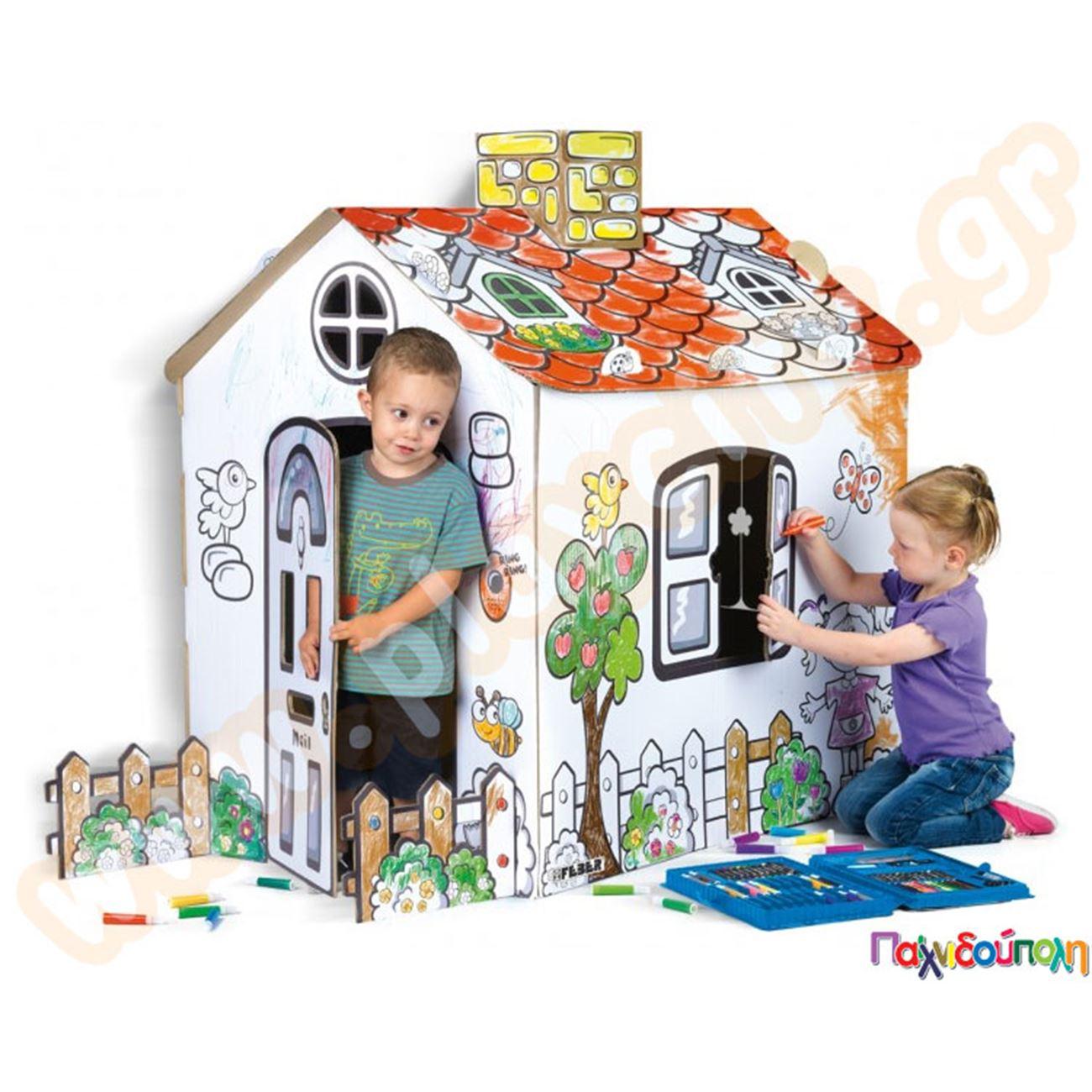 775ba9bc0751 Παιδικά Σπιτάκια - Κάστρα   Παιδικές Χαρές - Παιχνίδια Κήπου ...