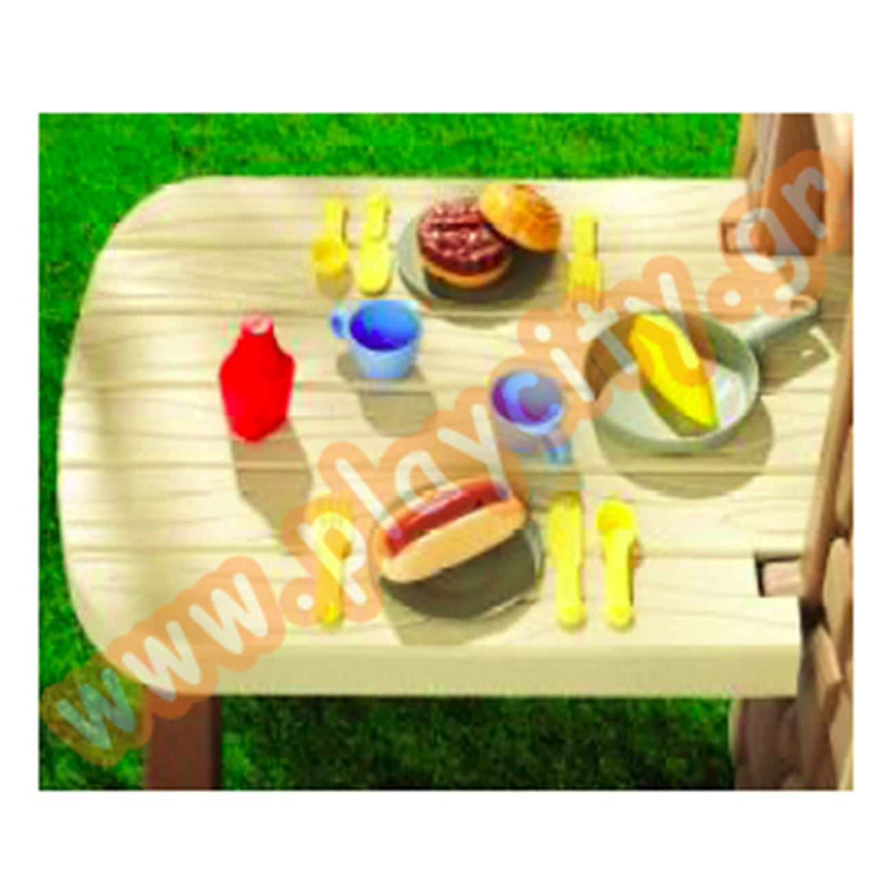 f7416dd34a46 Παιχνίδια Εξωτερικού Χώρου και Μίμησης Little Tikes Πλαστικό παιδικό ...