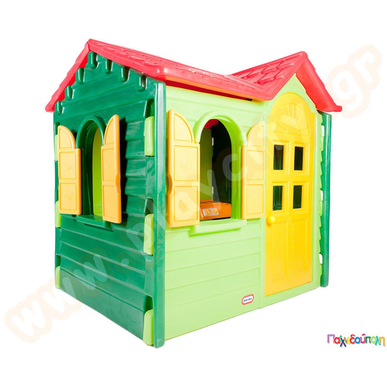 a3729793f43c Παιχνίδια Εξωτερικού Χώρου και Μίμησης Little Tikes Πλαστικό παιδικό ...
