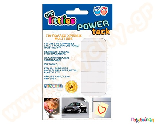 Power tack 50 gr The Littlies